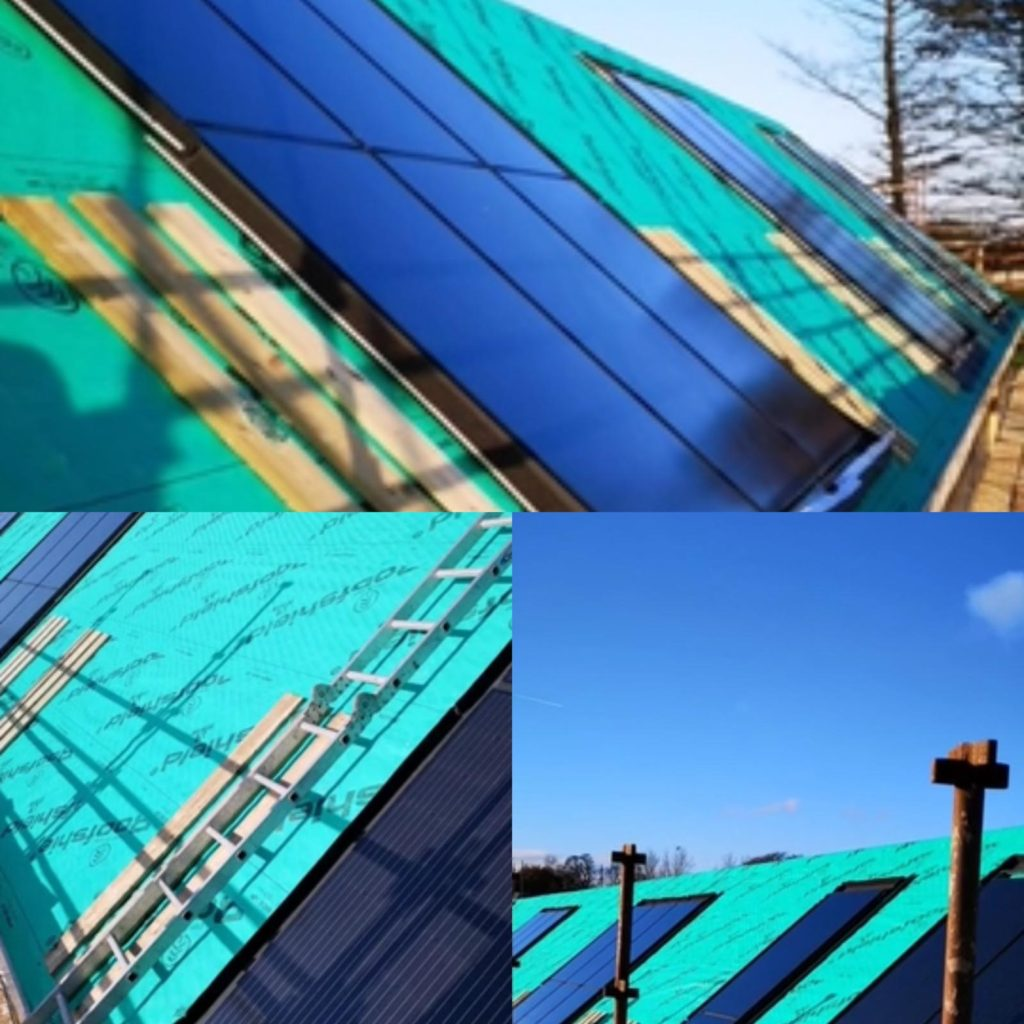Viridian _ Roof Integrated Solar PV